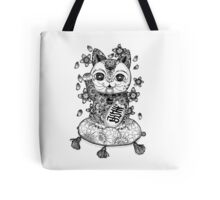 Manege Neko  Tote Bag