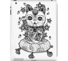 Maneki Neko  iPad Case/Skin