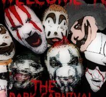 The Dark Carnival Sticker