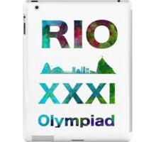 Rio Olympics 2016 iPad Case/Skin