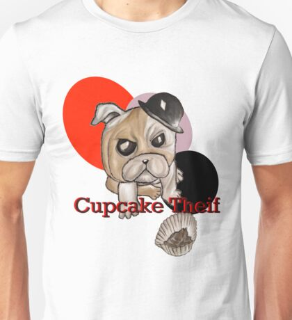Cupcake Thief Unisex T-Shirt