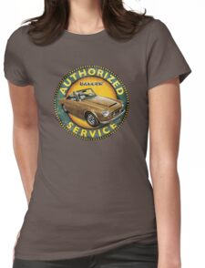Datsun 2000 Fairlady Authorized service Womens Fitted T-Shirt