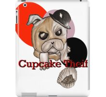 Cupcake Thief iPad Case/Skin