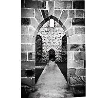 Church, Port Arthur, Tasmania Photographic Print