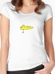 Yellow Bird Women's Fitted Scoop T-Shirt