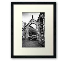 Archway, Port Arthur, Tasmania Framed Print