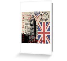 London II Greeting Card