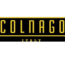 Colnago Racing Bicycles Italy Photographic Print