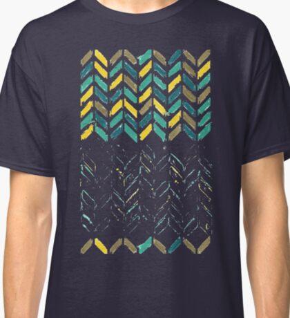 Chevron Mirage Classic T-Shirt