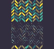 Chevron Mirage Classic T-Shirt
