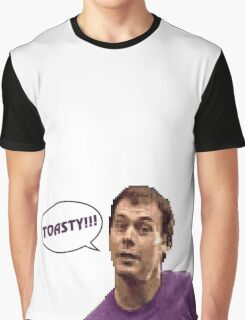 Toasty!! Graphic T-Shirt