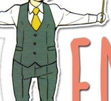 Ten Count - Shirotani Tadaomi Sticker