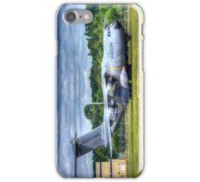 A400M Airbus Prop Blur iPhone Case/Skin