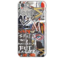 ask yourself iPhone Case/Skin