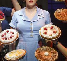 Jessie Mueller Waitress Sticker