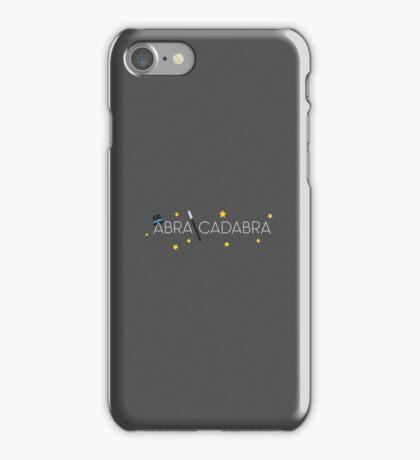Abracadabra Wizard   iPhone Case/Skin