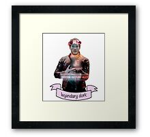 Peter Quill Framed Print