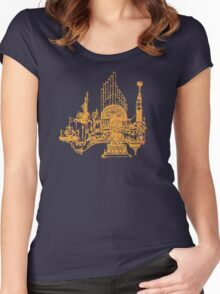 Relics Women's Fitted Scoop T-Shirt
