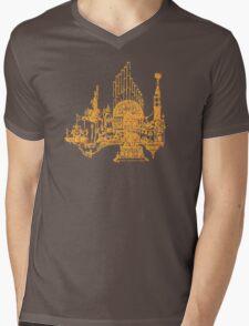 Relics Mens V-Neck T-Shirt