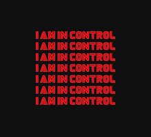 Mr. Robot - I am in control, I am in control Unisex T-Shirt