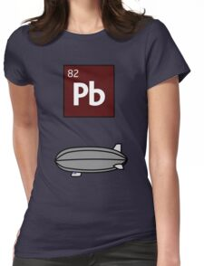Lead Zeppelin Womens Fitted T-Shirt
