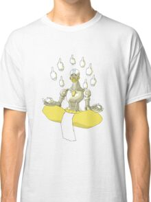 Zenyatta - To Hell with Tranquility Classic T-Shirt