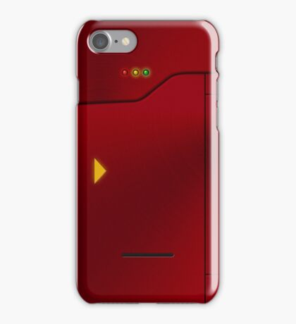 Pokedex (iPhone) iPhone Case/Skin