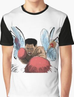 Dance like a Butterfree sting like a Beedrill Graphic T-Shirt