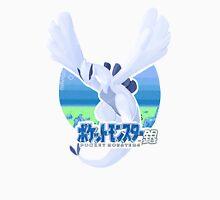 Pokémon Silver - Lugia Unisex T-Shirt