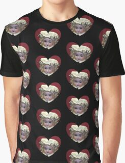 Doll Face Graphic T-Shirt