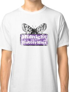 Midnight and the Butterflies Classic T-Shirt