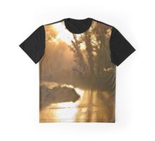 Coon Creek Portrait Graphic T-Shirt
