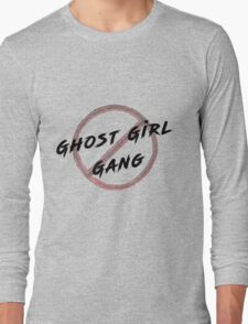 Ghost Girl Gang Long Sleeve T-Shirt