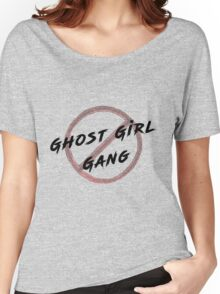 Ghost Girl Gang Women's Relaxed Fit T-Shirt