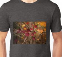 Red Remnants at Hill End NSW Unisex T-Shirt