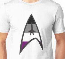 Asexual Star Trek Emblem Unisex T-Shirt