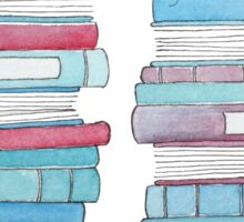 All the Books Sticker