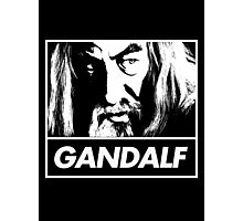 Obey Gandalf Photographic Print