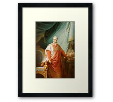 Francis II, Holy Roman Emperor Framed Print
