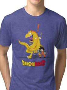 Dragon BallS Tri-blend T-Shirt