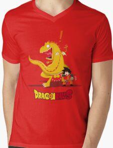 Dragon BallS Mens V-Neck T-Shirt
