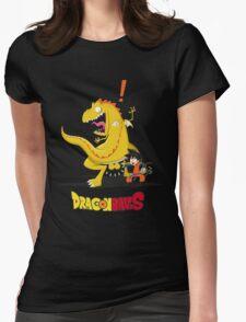 Dragon BallS Womens Fitted T-Shirt