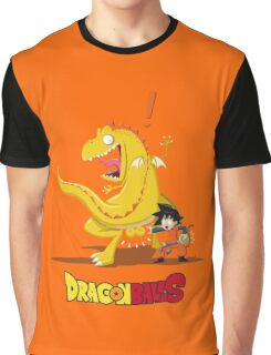 Dragon BallS Graphic T-Shirt