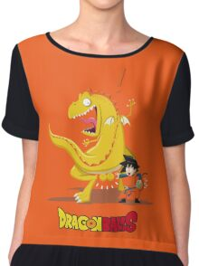 Dragon BallS Chiffon Top