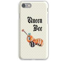 Vintage Queen Bee Phone Case iPhone Case/Skin