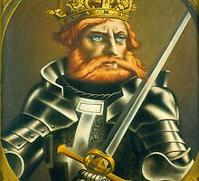 Frederick I Barbarossa by PattyG4Life