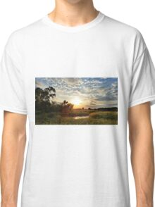 Butler County Sunset Classic T-Shirt