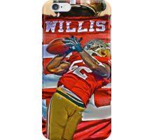 Willis! iPhone Case/Skin