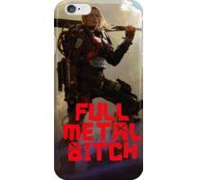 Edge of Tomorrow - Full Metal B iPhone Case/Skin