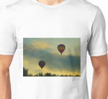 Two in the air Unisex T-Shirt